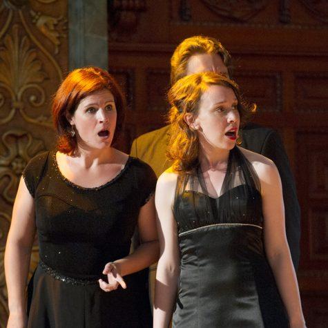 L'Égypte à l'opéra