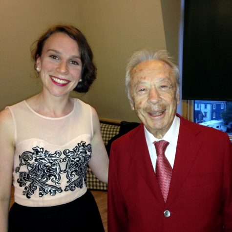 Avec Maestro Alberto Zedda