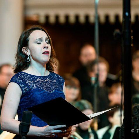 Cantates de Bach avec le Choeur de la montagne