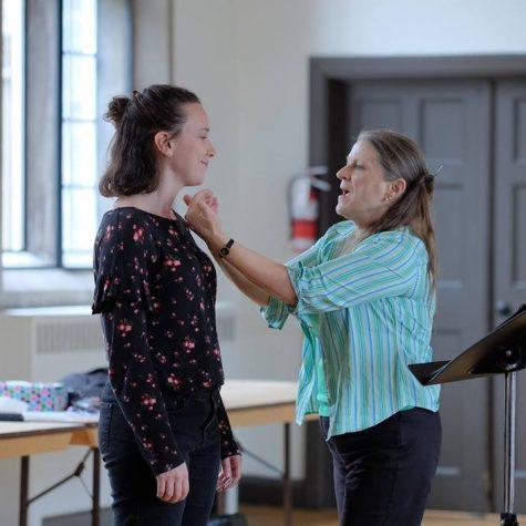 Cours de maître avec la soprano Ann Monoyios Photo Lysiane Boulva